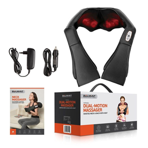 Belmint Shiatsu Neck and Shoulder Massager