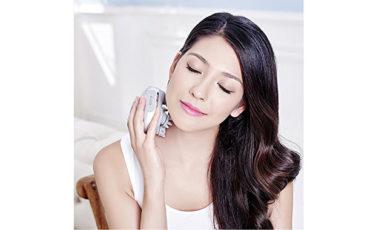 Electric Scalp Massager Waterproof Handheld Shampoo Brush Silicone Vibrating Head Kneading Massage-Silver