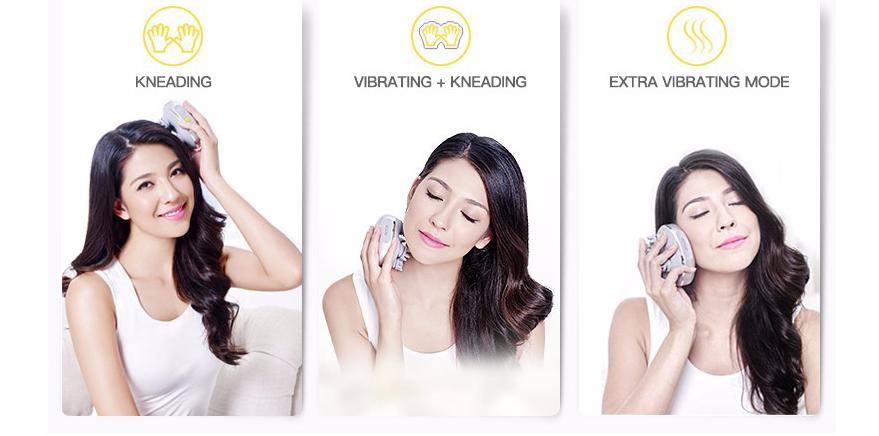 Head Massager Benefits
