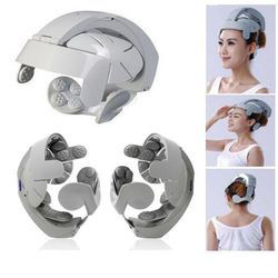 Head and scalp massagers