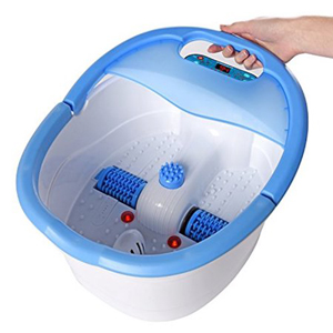 Ivation Foot Spa Massager Review