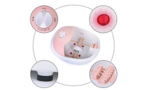Kendal MS0810M Foot Spa Bath Massager