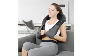 Naipo Neck Massager Shiatsu Back Shoulder Massager