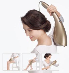 benefits of handheld massagers