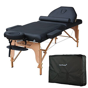 BestMassage All-Inclusive Portable Massage Table