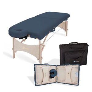EARTHLITE Harmony DX Portable Massage Table Package – Eco-Friendly Design, Deluxe Adjustable Headrest
