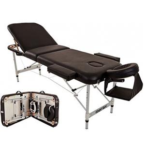 Sierra comfort aluminum portable massage table