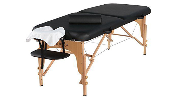 Sierra comfort professional series portable massage table review - Portable massage table reviews ...