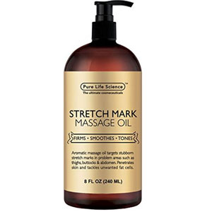 Anti Stretch Marks Massage Oil