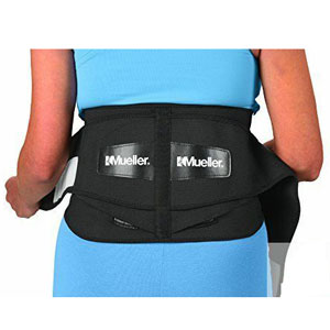 Mueller Lumbar Support Back Brace