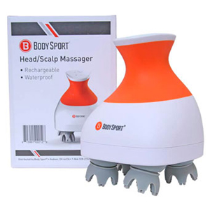 Body Sport® Head/Scalp Massager