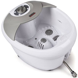 Kendal All In One Foot Spa Bath Massager w/ Heat