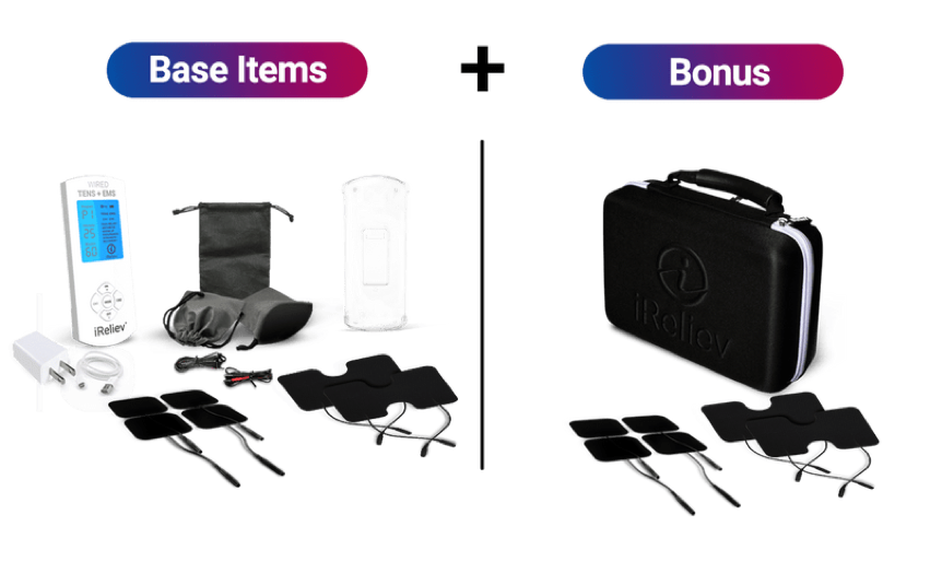 base items bonus ireliev