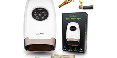 LX3 Lunix Hand Massager