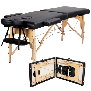 Yaheetech Massage Table Spa Bed